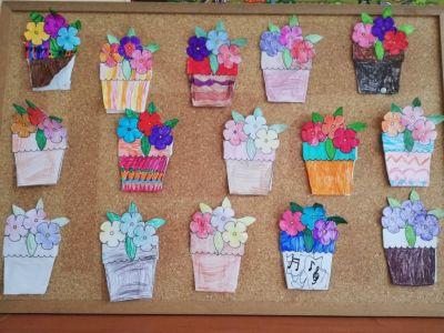Пролетно настроение в I клас 1