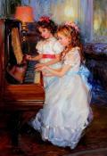 Музикалните таланти от клуб Клавирни ансамбли - СУ Добри Чинтулов - Бургас