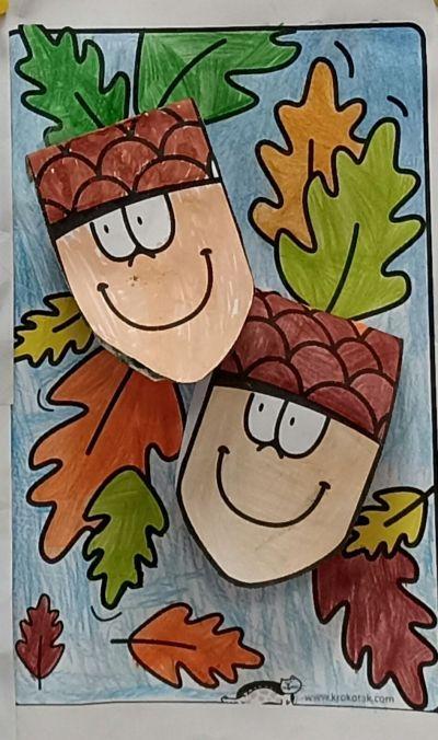 Есенни багри в класната стая 1