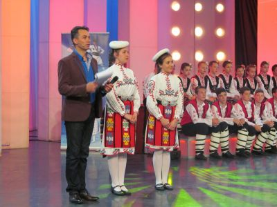 В Българска Национална Телевизия - СУ Добри Чинтулов - Бургас