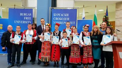 Още една успешна година - СУ Добри Чинтулов - Бургас
