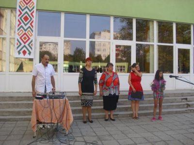 Откриване на учебната 2016/2017 година - СУ Добри Чинтулов - Бургас